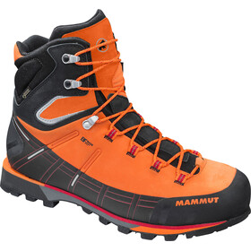 Mammut Kento High GTX Shoes Men sunrise-black